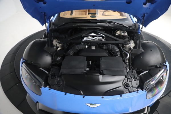 New 2021 Aston Martin Vantage Roadster for sale Call for price at Pagani of Greenwich in Greenwich CT 06830 23