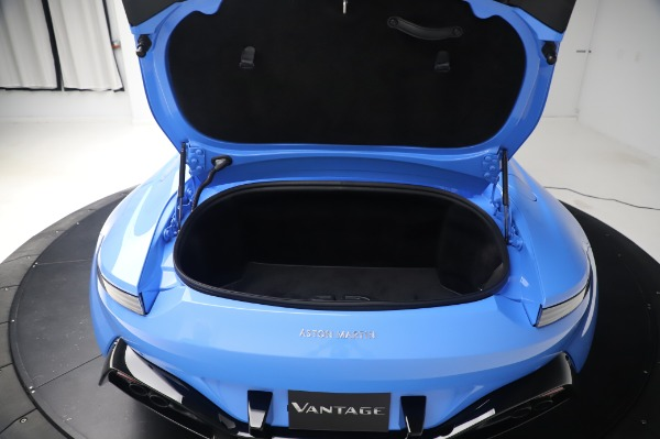 New 2021 Aston Martin Vantage Roadster for sale Call for price at Pagani of Greenwich in Greenwich CT 06830 24
