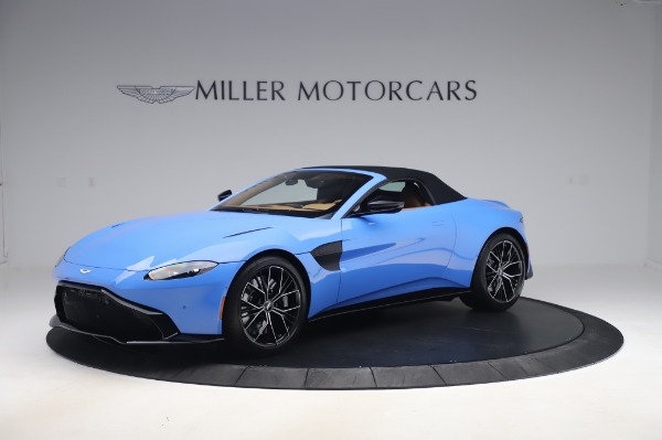 New 2021 Aston Martin Vantage Roadster for sale Call for price at Pagani of Greenwich in Greenwich CT 06830 26