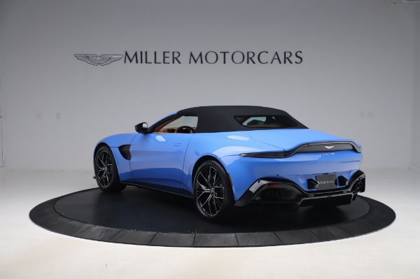 New 2021 Aston Martin Vantage Roadster for sale Call for price at Pagani of Greenwich in Greenwich CT 06830 28