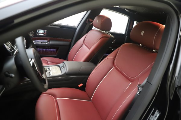 New 2020 Rolls-Royce Ghost for sale $450,450 at Pagani of Greenwich in Greenwich CT 06830 11