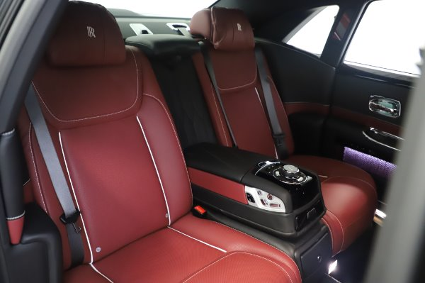New 2020 Rolls-Royce Ghost for sale $450,450 at Pagani of Greenwich in Greenwich CT 06830 15