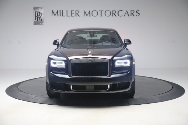 New 2020 Rolls-Royce Ghost for sale $450,450 at Pagani of Greenwich in Greenwich CT 06830 2