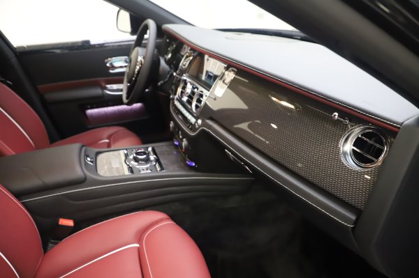 New 2020 Rolls-Royce Ghost for sale $450,450 at Pagani of Greenwich in Greenwich CT 06830 26