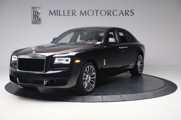 New 2020 Rolls-Royce Ghost for sale $450,450 at Pagani of Greenwich in Greenwich CT 06830 3