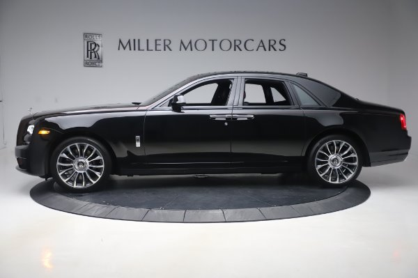 New 2020 Rolls-Royce Ghost for sale $450,450 at Pagani of Greenwich in Greenwich CT 06830 4