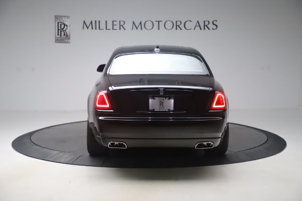 New 2020 Rolls-Royce Ghost for sale $450,450 at Pagani of Greenwich in Greenwich CT 06830 6