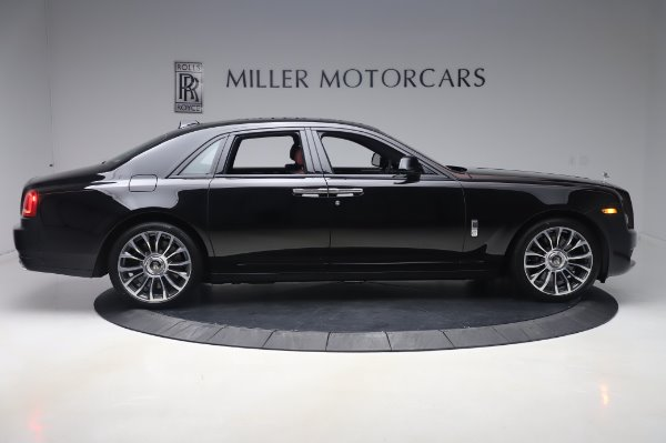 New 2020 Rolls-Royce Ghost for sale $450,450 at Pagani of Greenwich in Greenwich CT 06830 8