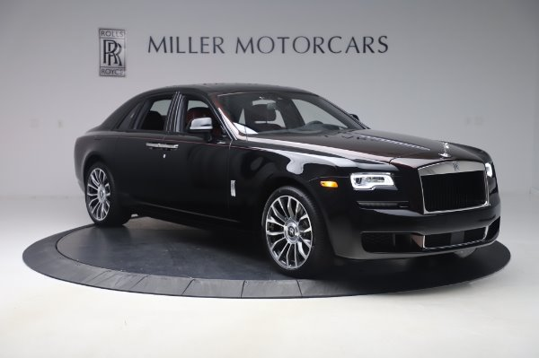 New 2020 Rolls-Royce Ghost for sale $450,450 at Pagani of Greenwich in Greenwich CT 06830 9