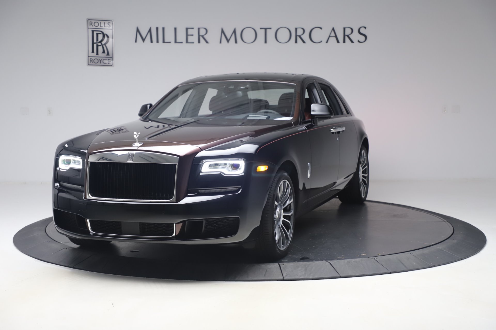 New 2020 Rolls-Royce Ghost for sale $450,450 at Pagani of Greenwich in Greenwich CT 06830 1