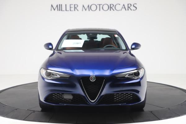 New 2020 Alfa Romeo Giulia Q4 for sale $45,445 at Pagani of Greenwich in Greenwich CT 06830 12