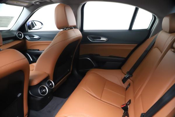 New 2020 Alfa Romeo Giulia Q4 for sale $45,445 at Pagani of Greenwich in Greenwich CT 06830 19