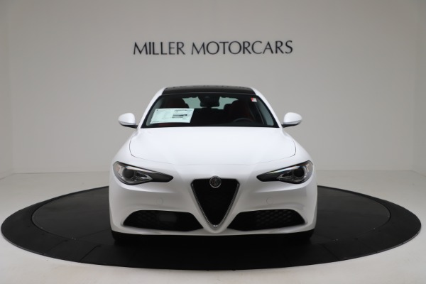 New 2020 Alfa Romeo Giulia Q4 for sale $44,845 at Pagani of Greenwich in Greenwich CT 06830 12