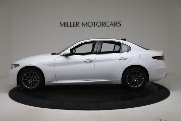 New 2020 Alfa Romeo Giulia Q4 for sale $44,845 at Pagani of Greenwich in Greenwich CT 06830 3