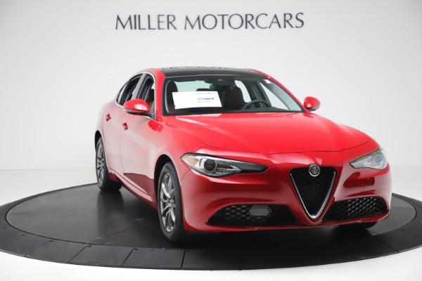 New 2020 Alfa Romeo Giulia Q4 for sale $44,845 at Pagani of Greenwich in Greenwich CT 06830 11