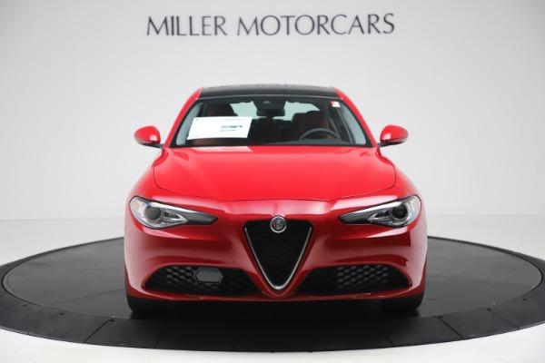 New 2020 Alfa Romeo Giulia Q4 for sale $44,845 at Pagani of Greenwich in Greenwich CT 06830 12
