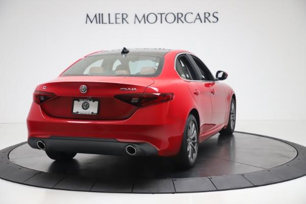 New 2020 Alfa Romeo Giulia Q4 for sale $44,845 at Pagani of Greenwich in Greenwich CT 06830 7