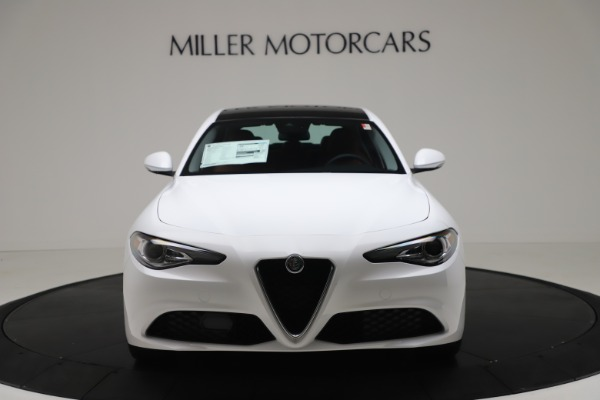 New 2020 Alfa Romeo Giulia Q4 for sale Sold at Pagani of Greenwich in Greenwich CT 06830 12