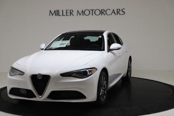New 2020 Alfa Romeo Giulia Q4 for sale Sold at Pagani of Greenwich in Greenwich CT 06830 1
