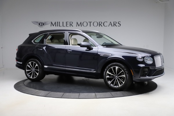 New 2021 Bentley Bentayga V8 for sale Sold at Pagani of Greenwich in Greenwich CT 06830 10