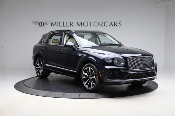 New 2021 Bentley Bentayga V8 for sale Sold at Pagani of Greenwich in Greenwich CT 06830 11