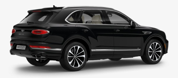 New 2021 Bentley Bentayga V8 for sale $208,275 at Pagani of Greenwich in Greenwich CT 06830 3