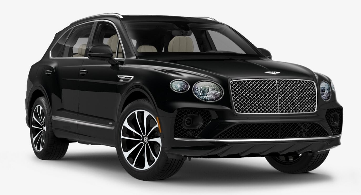 New 2021 Bentley Bentayga V8 for sale $208,275 at Pagani of Greenwich in Greenwich CT 06830 1