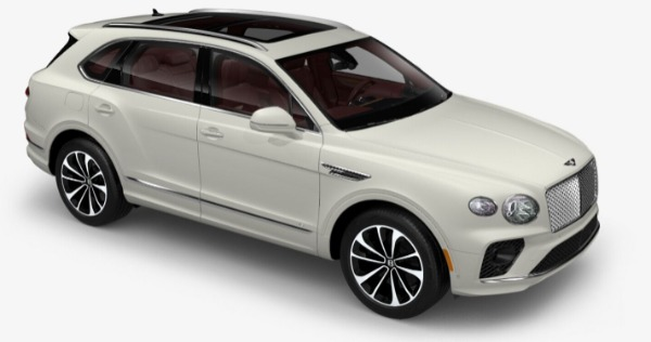 New 2021 Bentley Bentayga V8 for sale Sold at Pagani of Greenwich in Greenwich CT 06830 5