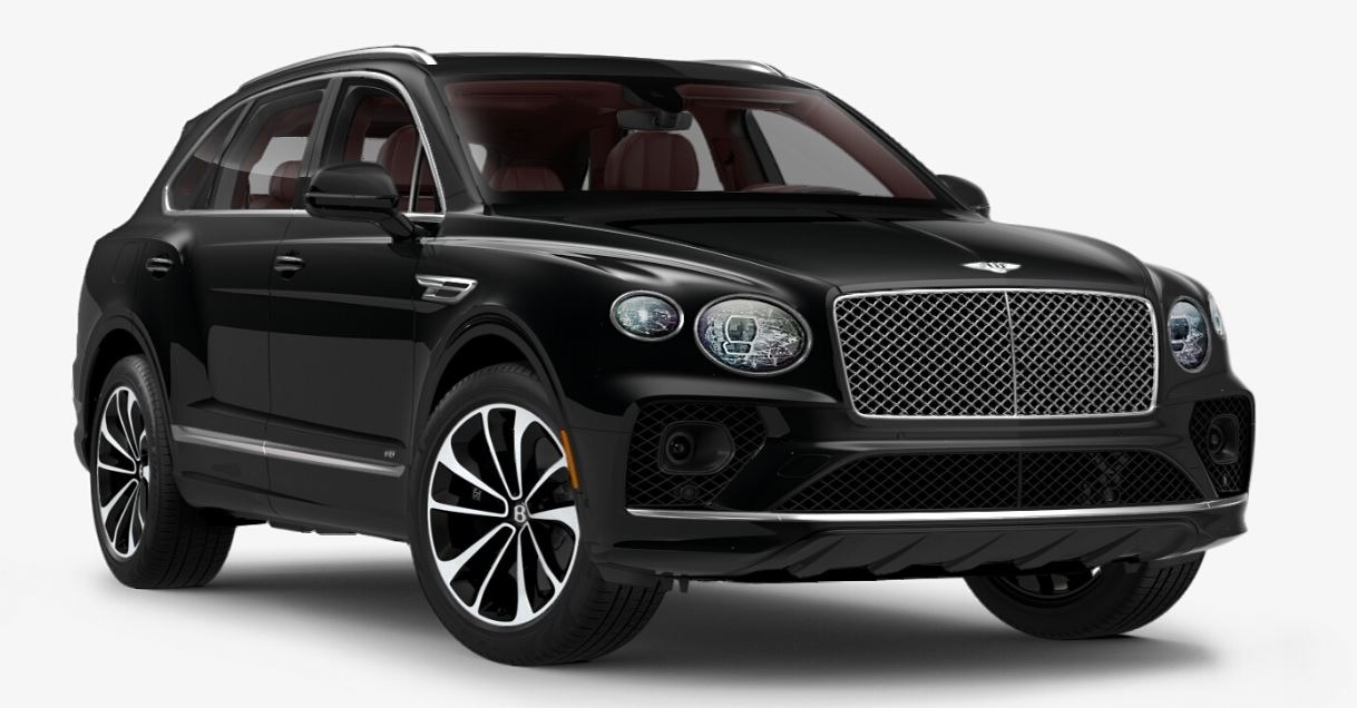 New 2021 Bentley Bentayga V8 for sale $206,415 at Pagani of Greenwich in Greenwich CT 06830 1