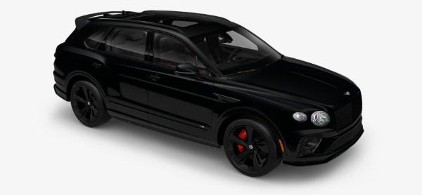 New 2021 Bentley Bentayga V8 for sale $223,710 at Pagani of Greenwich in Greenwich CT 06830 5