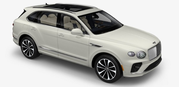 New 2021 Bentley Bentayga V8 for sale $204,855 at Pagani of Greenwich in Greenwich CT 06830 5