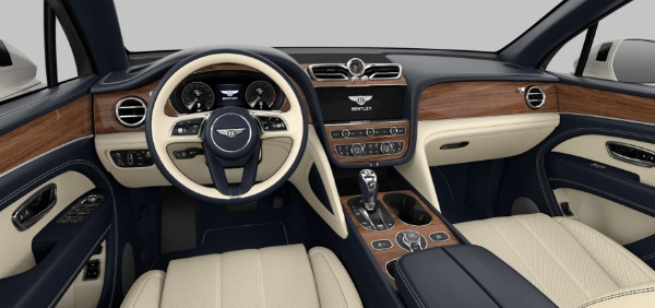 New 2021 Bentley Bentayga V8 for sale $204,855 at Pagani of Greenwich in Greenwich CT 06830 6