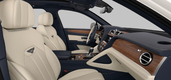 New 2021 Bentley Bentayga V8 for sale $204,855 at Pagani of Greenwich in Greenwich CT 06830 7