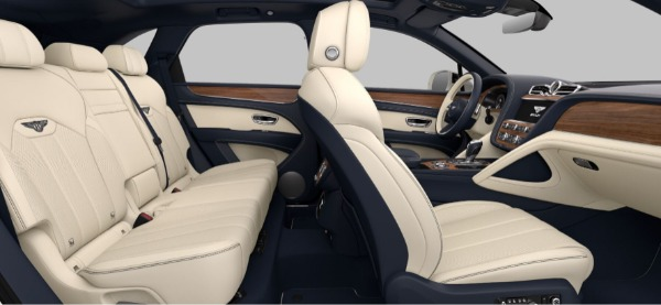 New 2021 Bentley Bentayga V8 for sale $204,855 at Pagani of Greenwich in Greenwich CT 06830 9