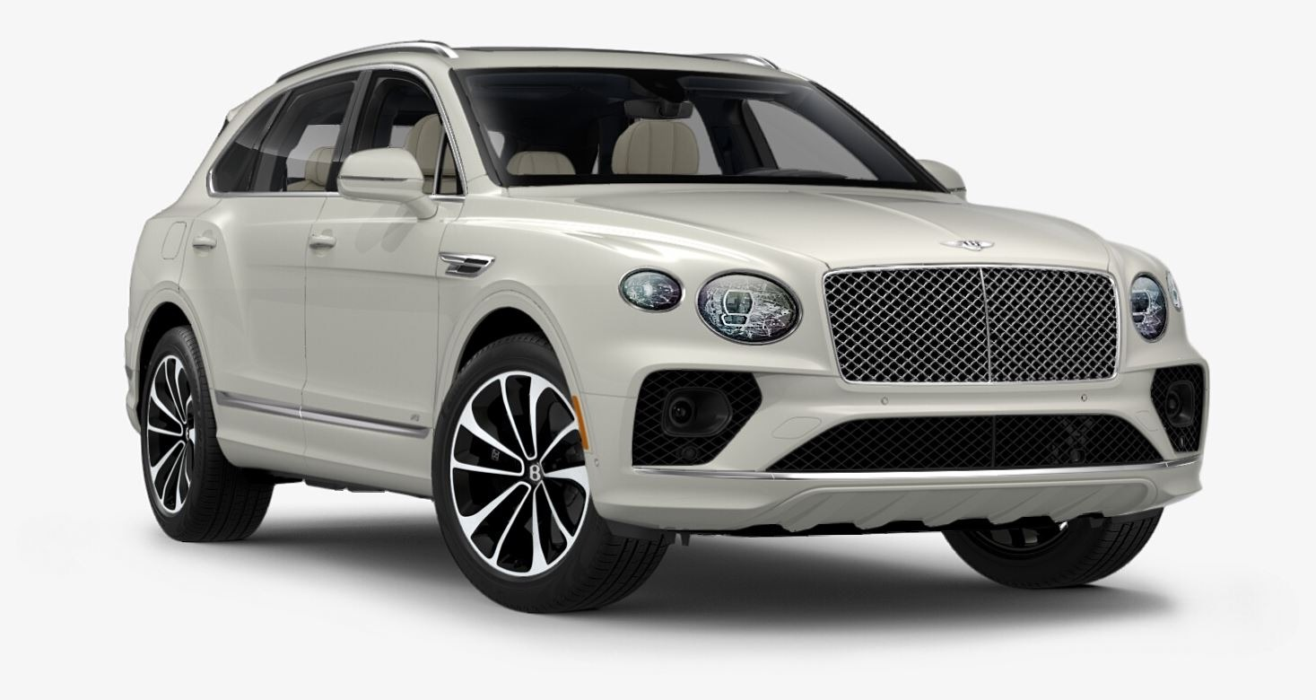 New 2021 Bentley Bentayga V8 for sale $204,855 at Pagani of Greenwich in Greenwich CT 06830 1