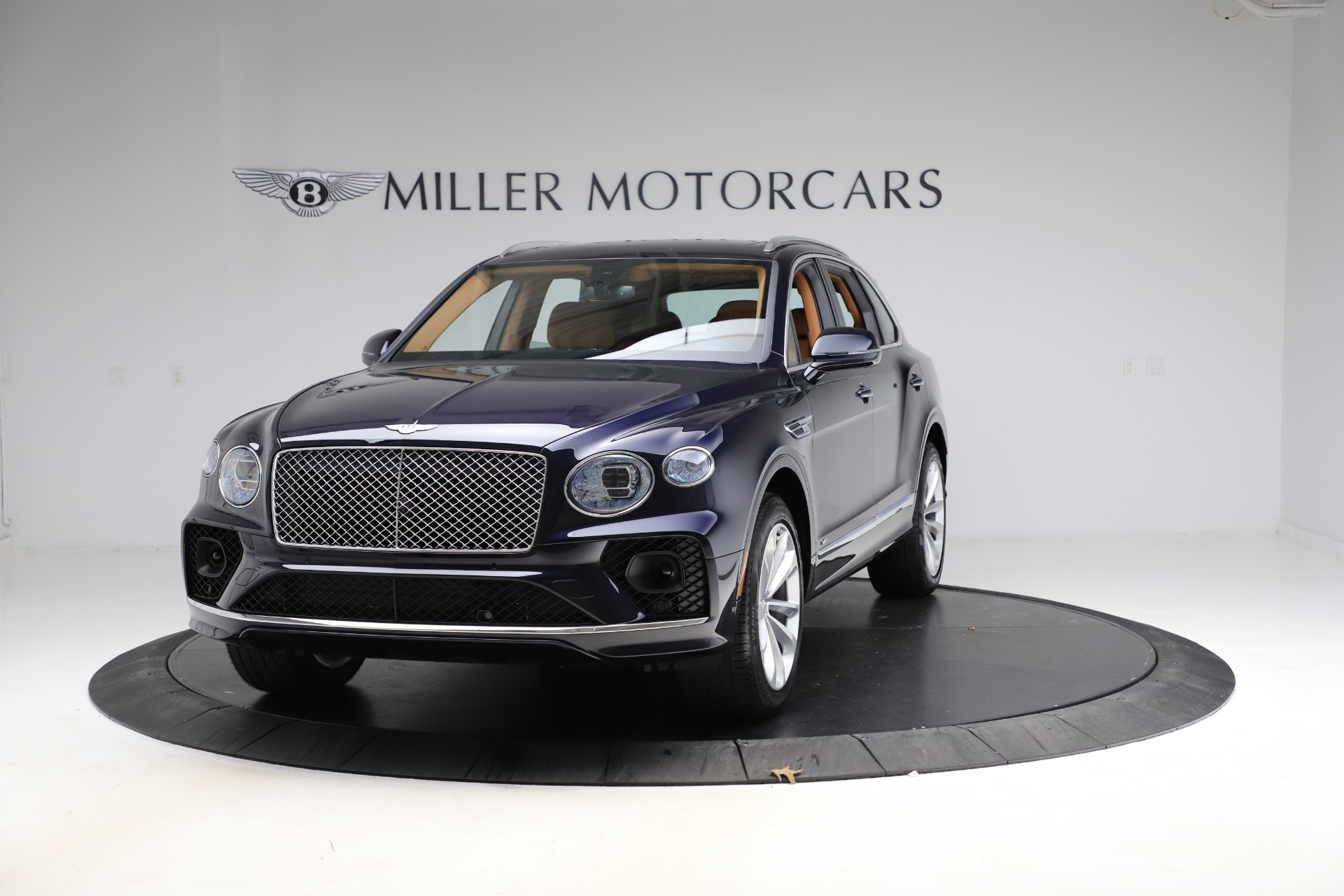 New 2021 Bentley Bentayga V8 for sale Call for price at Pagani of Greenwich in Greenwich CT 06830 1