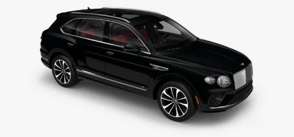 New 2021 Bentley Bentayga V8 for sale $207,765 at Pagani of Greenwich in Greenwich CT 06830 5