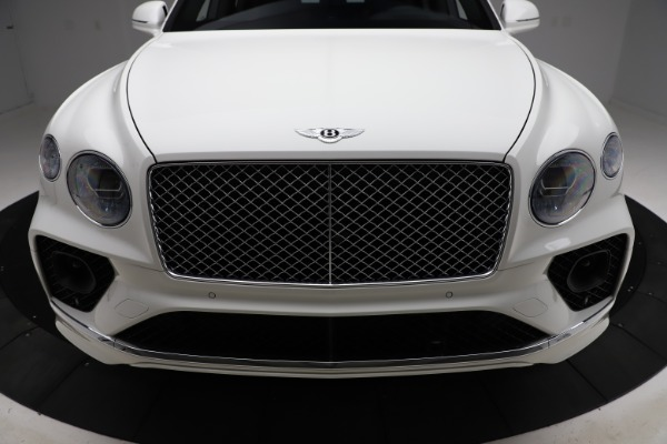 New 2021 Bentley Bentayga V8 for sale $207,765 at Pagani of Greenwich in Greenwich CT 06830 13