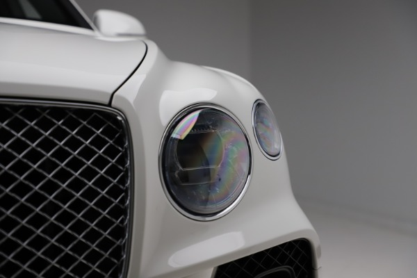 New 2021 Bentley Bentayga V8 for sale $207,765 at Pagani of Greenwich in Greenwich CT 06830 15