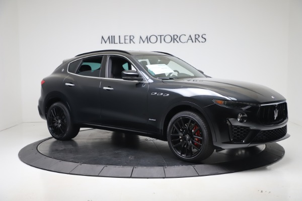 New 2020 Maserati Levante S Q4 GranSport for sale $102,985 at Pagani of Greenwich in Greenwich CT 06830 10