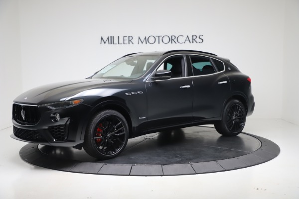 New 2020 Maserati Levante S Q4 GranSport for sale $102,985 at Pagani of Greenwich in Greenwich CT 06830 2