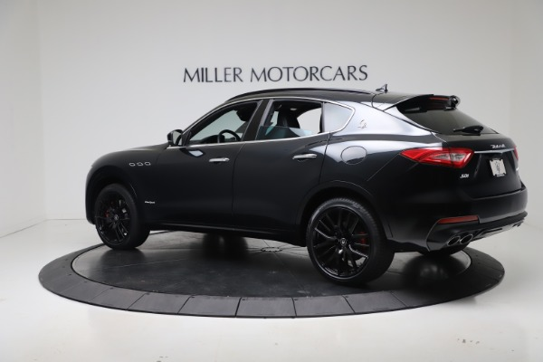 New 2020 Maserati Levante S Q4 GranSport for sale $102,985 at Pagani of Greenwich in Greenwich CT 06830 4