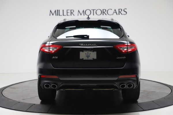 New 2020 Maserati Levante S Q4 GranSport for sale $102,985 at Pagani of Greenwich in Greenwich CT 06830 6