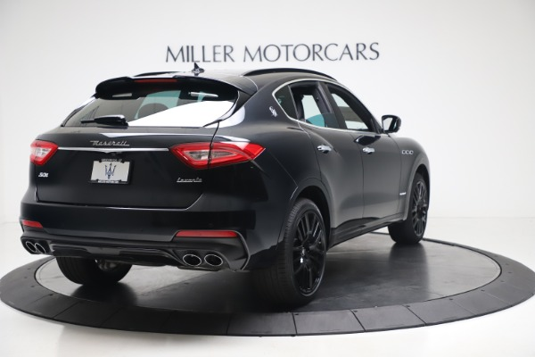 New 2020 Maserati Levante S Q4 GranSport for sale $102,985 at Pagani of Greenwich in Greenwich CT 06830 7