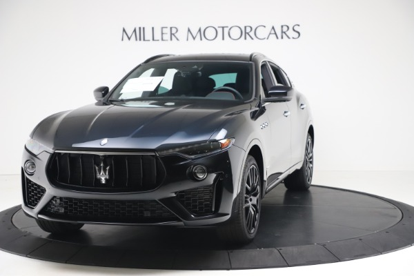 New 2020 Maserati Levante S Q4 GranSport for sale $102,985 at Pagani of Greenwich in Greenwich CT 06830 1