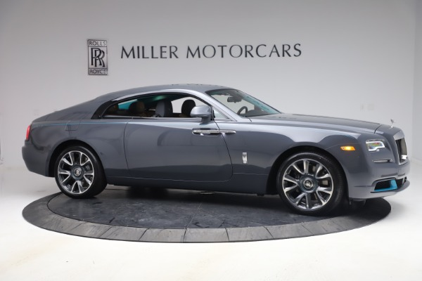 New 2021 Rolls-Royce Wraith KRYPTOS for sale $450,550 at Pagani of Greenwich in Greenwich CT 06830 11