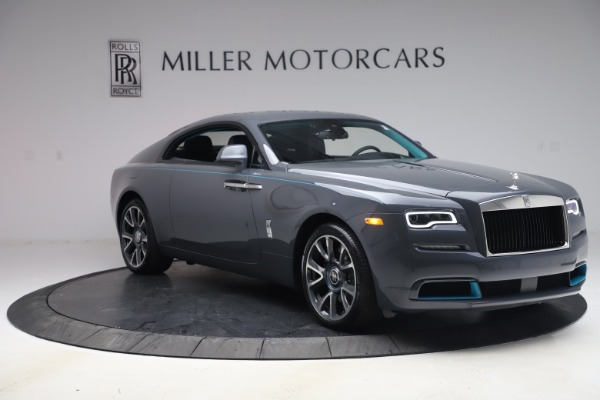 New 2021 Rolls-Royce Wraith KRYPTOS for sale $450,550 at Pagani of Greenwich in Greenwich CT 06830 12