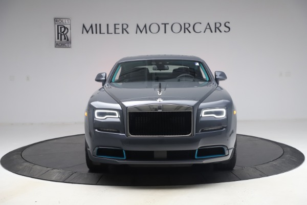 New 2021 Rolls-Royce Wraith KRYPTOS for sale $450,550 at Pagani of Greenwich in Greenwich CT 06830 2