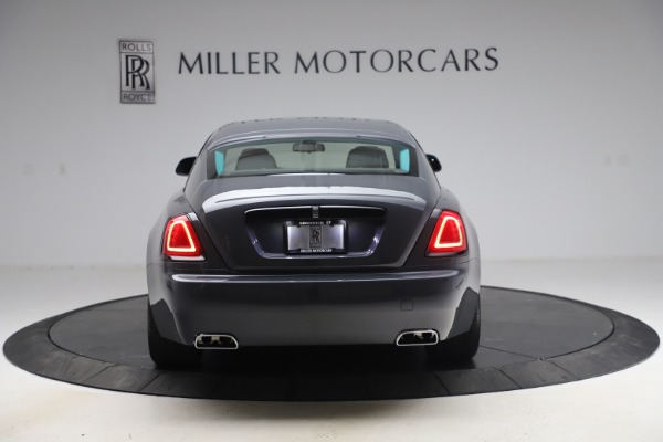 New 2021 Rolls-Royce Wraith KRYPTOS for sale $450,550 at Pagani of Greenwich in Greenwich CT 06830 7