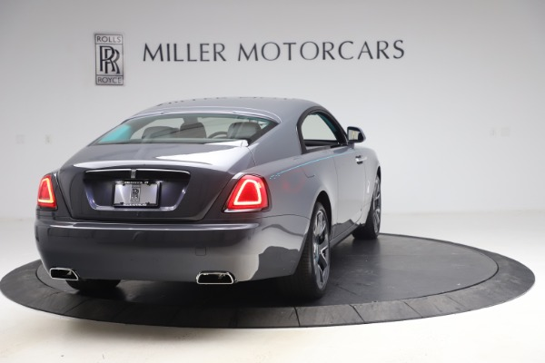 New 2021 Rolls-Royce Wraith KRYPTOS for sale $450,550 at Pagani of Greenwich in Greenwich CT 06830 8